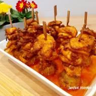 Domowe Mini kebaby