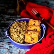 Tofu z kalafiorem bez soli