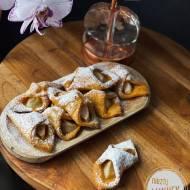 Ciasteczka marchewkowe z jabłkiem
