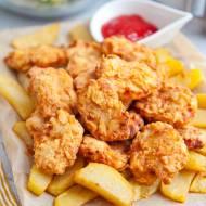 Nuggetsy z kurczaka według przepisu z USA. Te z McDonald's mogą się schować. PRZEPIS