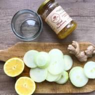 Syrop z cebuli i miodu na przeziębienie