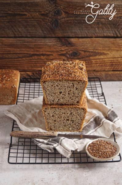 Chleb razowy pszenny na zakwasie