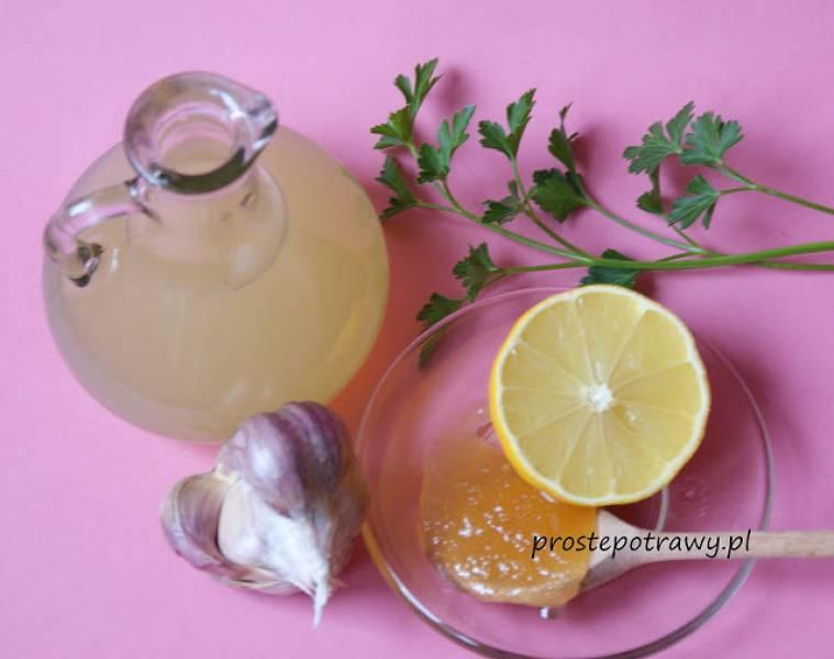 Profilaktyczna mikstura na przeziębienie