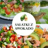 Przepisy na sałatki z awokado – 10 najlepszych propozycji