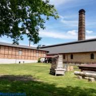 Zabytkowa Warzelnia Soli - Muzeum Warzelnictwa w Ciechocinku woj. kujawsko - pomorskie