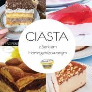 Ciasta z Serkiem Homogenizowanym – Najlepsze Przepisy