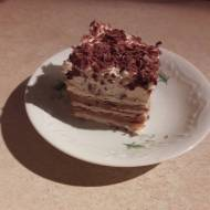 Ciasto LION bez pieczenia