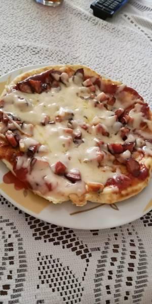 Pizza w 15 minut