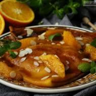Francuskie naleśniki z pomarańczami a' la Suzette