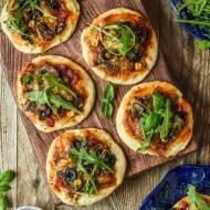 Pizzerinki na spodzie ziemniaczanym