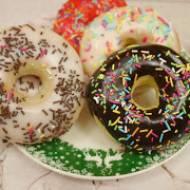 Oponki bez smażenia z piekarnika – donaty z piekarnika - pyszne i puszyste