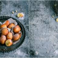 Pączki last minute bez drożdży / Last minute donuts without yeast