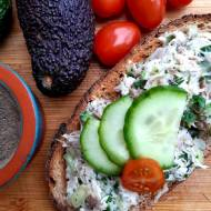 Pasta z pieczonej makreli – pomysł na kanapki