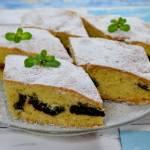 Ciasto z suszonymi śliwkami + film