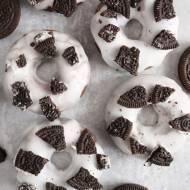Piernikowe oreo donuts