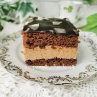 Ciasto czekoladowe z likierem czekoladowym