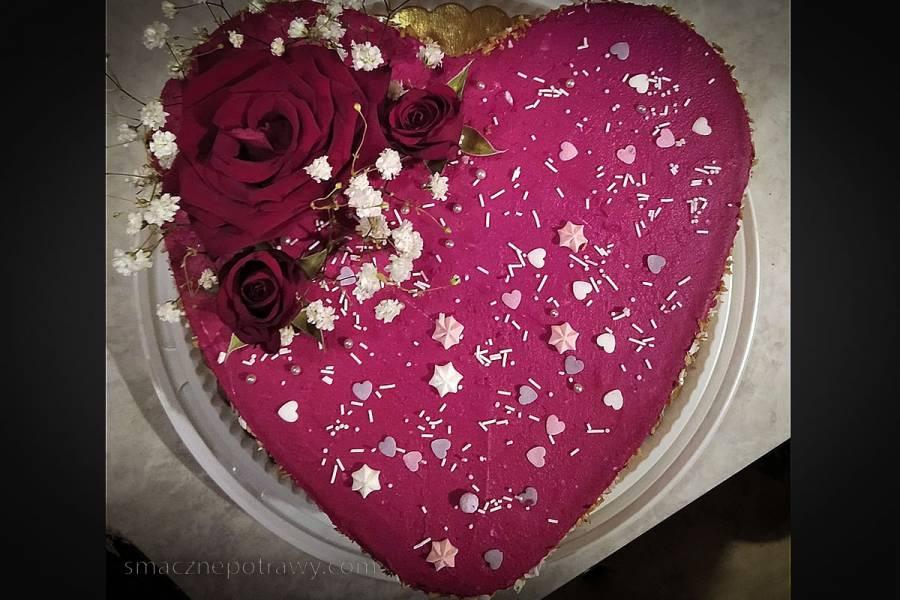 Tort Walentynkowy Najsmaczniejszy