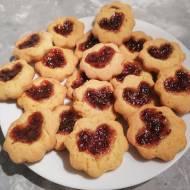 Ciasteczka z serduszkiem