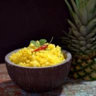 Sałatka ananasowa z mango
