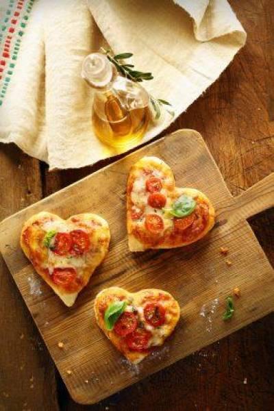 WALENTYNKOWA MINI PIZZA