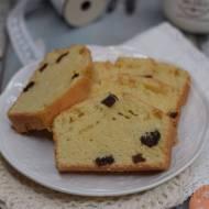 Ciasto z białek z suszonymi morelami