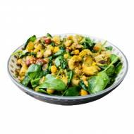 Zapiekanka warzywna z kiełbaskami w 20 minut
