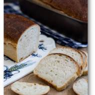 Chleb tostowy na zakwasie. Pain de Mie Sandwich Bread.