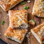 Paszteciki z mięsem (3 składniki)