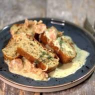 Babka kartoflana na drożdżach