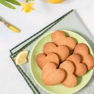 Cytrynowe Ciasteczka Według Hildegardy Z Bingen