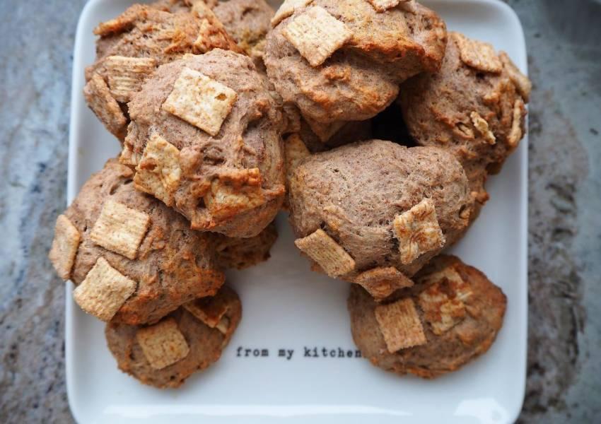 Cynamonowe ciasteczka z cini minis