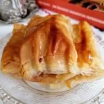 Bośnia i Hercegowina - Sarajewska baklawa z jabłkami (Jabukovača)