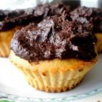 Muffinki z białej fasoli (bez glutenu, cukru i laktozy)