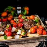 Grecki Hamburger  czyli Bifteki-Μπιφτέκι