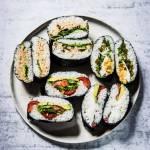 Onigirazu czyli ryżowe kanapki