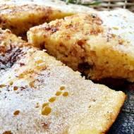 Słynne ciasto z patelni bez piekarnika