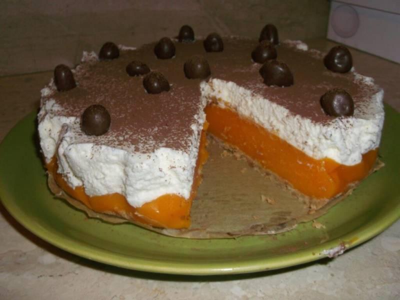 Ciasto Kubuś Puchatek
