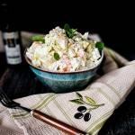 Grecka sałatka ziemniaczana – πατατοσαλάτα