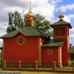 Prawosławna cerkiew w Zbuczu woj. podlaskie