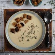 Czosnkowa zupa krem