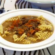 Postna zupa grzybowa