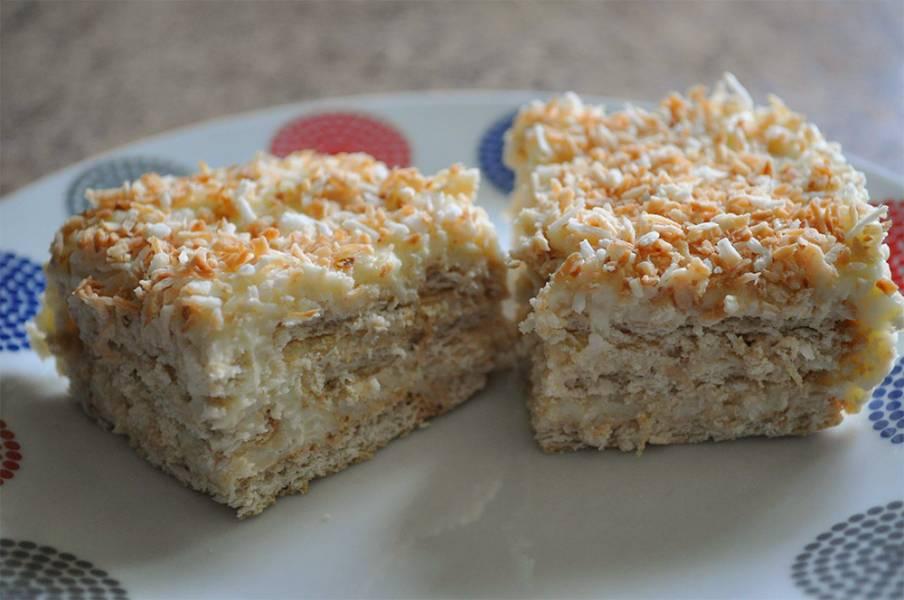 Raffaello – szybkie ciasto bez pieczenia dla leniwych