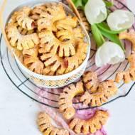Krucho- drożdżowe ciasteczka