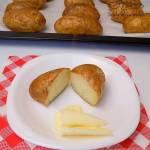 Ziemniaki pieczone w mundurkach