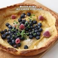 Dutch baby - pieczony naleśnik