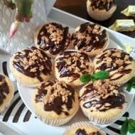 Muffinki z krówkami.