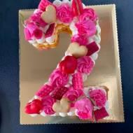 Number cake – prosty i efektowny torcik urodzinowy