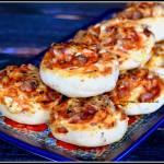 Ślimaczki z parówkami i serem