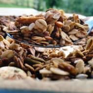 Domowa granola – fit śniadanie