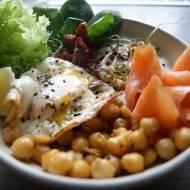 Moja pierwsza Buddha bowl i zmiany w diecie